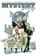 Mystery Society Vol 1