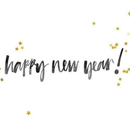 Happy New Year! | Chels & a Book